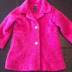 Gap bright pink coat